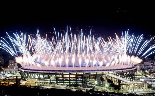 很随性、很热闹、很巴西——志豪皮具叹里约奥运会开幕式6大亮点