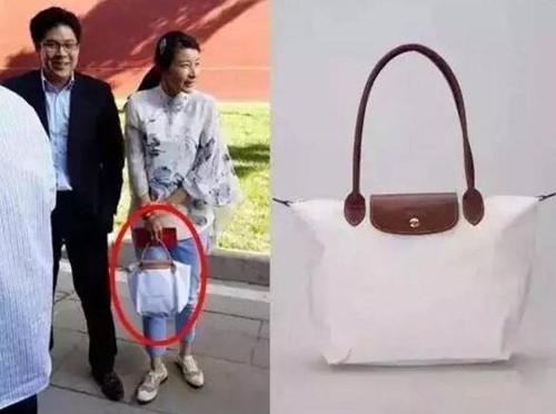 千亿儿媳妇一直很勤俭 志豪皮具中秋推出新款时尚女包